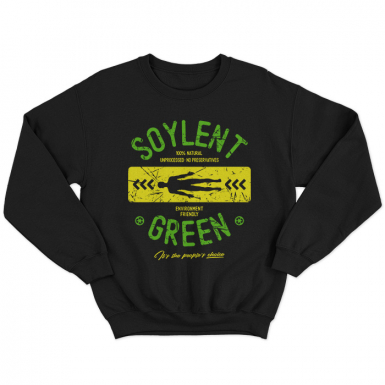 Soylent Green Corporation Unisex Sweatshirt