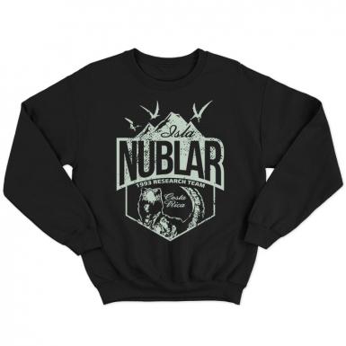 Isla Nublar Unisex Sweatshirt