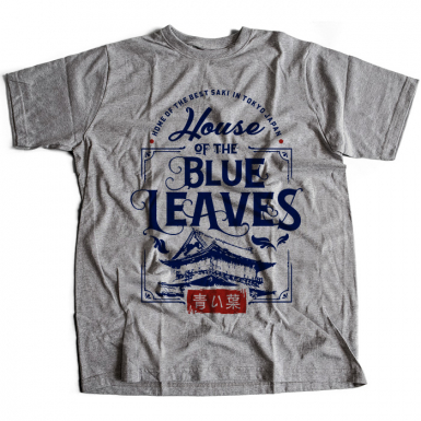 House of Blue Leaves Mens T-shirt