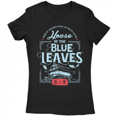 House of Blue Leaves Womens T-shirt
