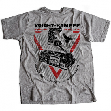 Voight-Kampff Empathy Test Mens T-shirt