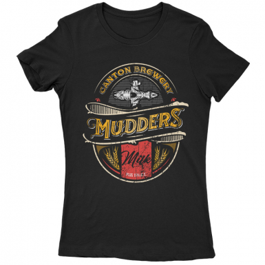 Mudder's Milk Womens T-shirt