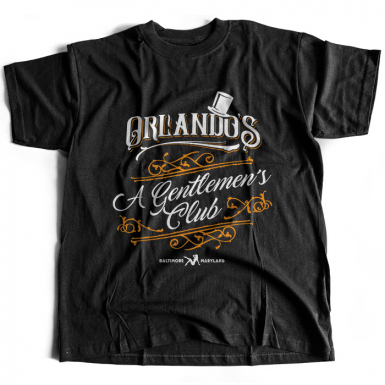Orlando's Gentlemen's Club Mens T-shirt