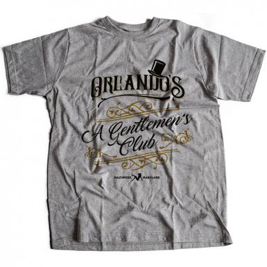 Orlando's Gentlemen's Club Mens T-shirt