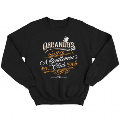 Orlando's Gentlemen's Club Unisex Sweatshirt