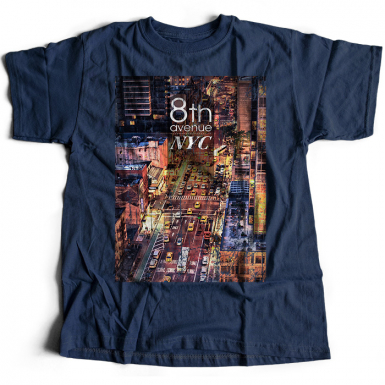 8th Avenue Mens T-shirt