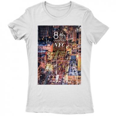 8th Avenue Womens T-shirt