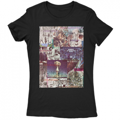 Age Of Aquarius Womens T-shirt
