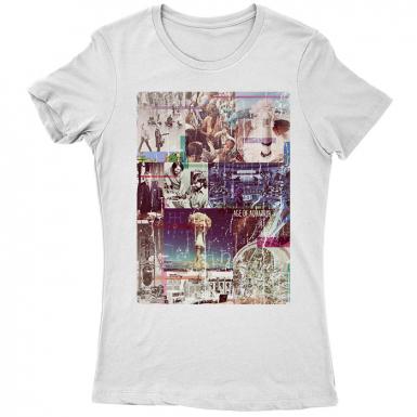 Age Of Aquarius Womens T-shirt