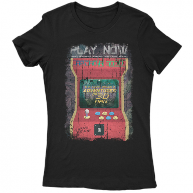 Arcadia 3000 Womens T-shirt
