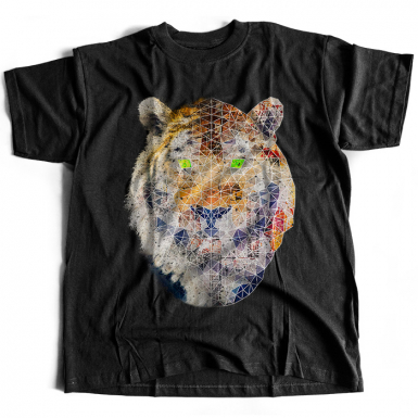 Biomec Poly Tiger Mens T-shirt