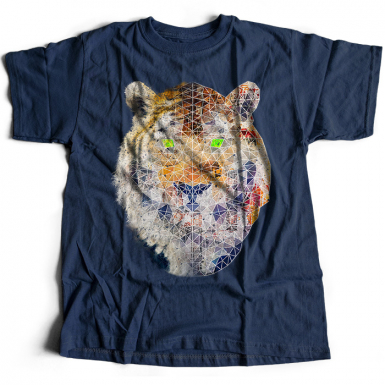 Biomec Poly Tiger Mens T-shirt