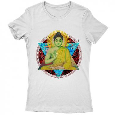 Buddhadharma Womens T-shirt