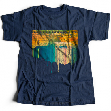 Bus To Nowhere Mens T-shirt