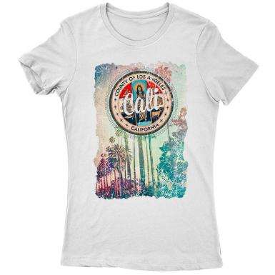 Cali Womens T-shirt