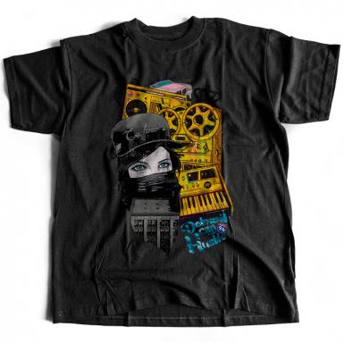 Detroit Hustle Mens T-shirt