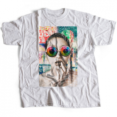 Dilated In Tokyo Mens T-shirt