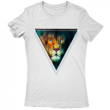 Double Vision Womens T-shirt
