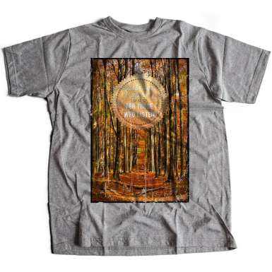 Earth's Music Mens T-shirt
