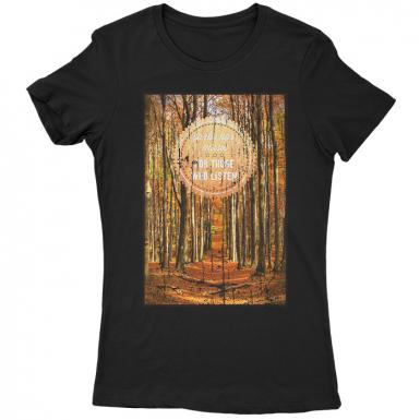 Earth's Music Womens T-shirt