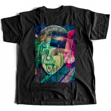 Einstein's Secret Mens T-shirt