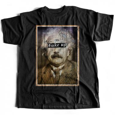 Einstein's Third Eye Mens T-shirt