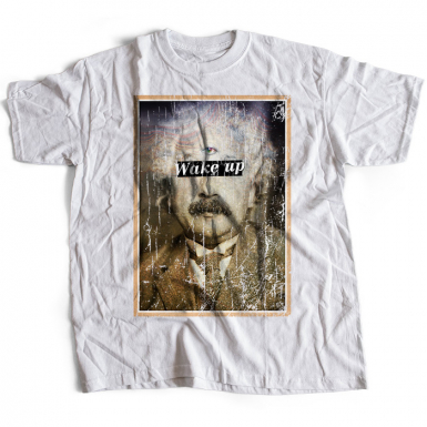 Einstein's Third Eye Mens T-shirt