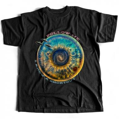 Follow Me Mens T-shirt