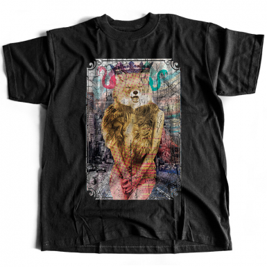 Foxy Thing Mens T-shirt