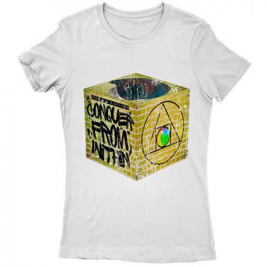 From Within Womens T-shirt