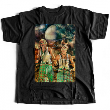 Galactic Cruise Mens T-shirt