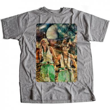 Galactic Cruise Mens T-shirt