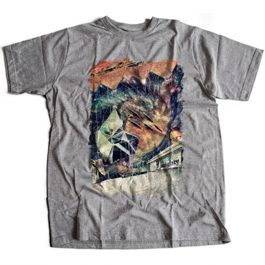 High & Mighty Mens T-shirt