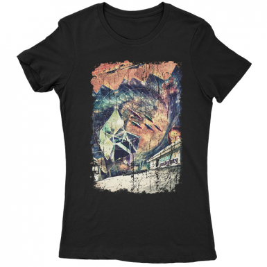 High & Mighty Womens T-shirt