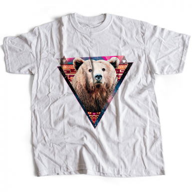 Hip Bear Mens T-shirt
