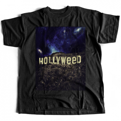 Hollyweed Mens T-shirt