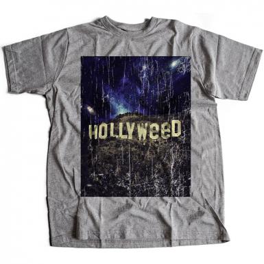 Hollyweed Mens T-shirt