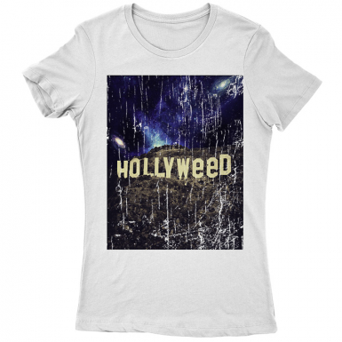 Hollyweed Womens T-shirt