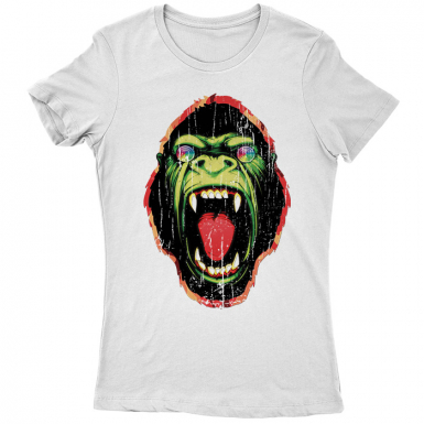 Hypnotic Ape Womens T-shirt