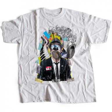 John Doe Mens T-shirt