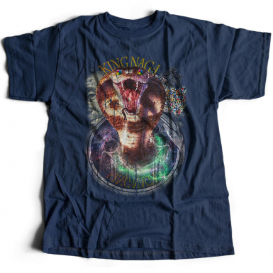 King Naga Mens T-shirt