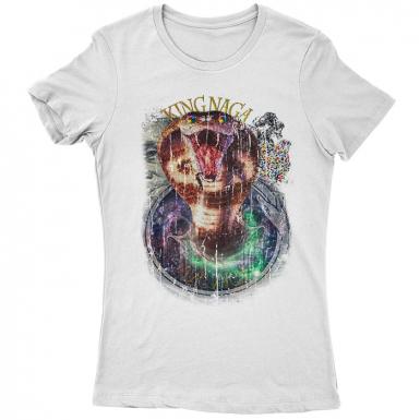 King Naga Womens T-shirt