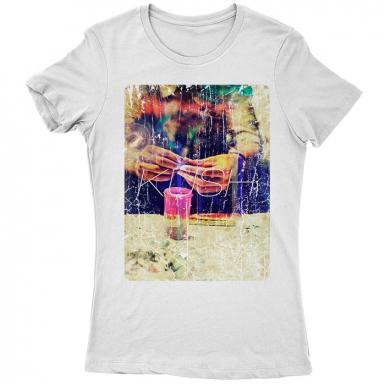 Kush Womens T-shirt