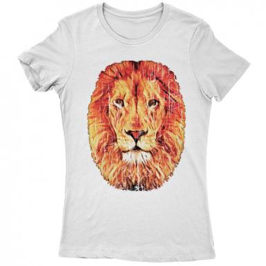Leo Womens T-shirt