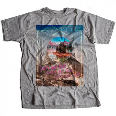 Let's Get Lost Mens T-shirt