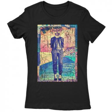 Lioness Womens T-shirt