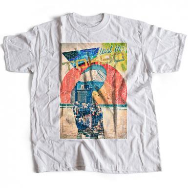 Lost In Tokyo Mens T-shirt