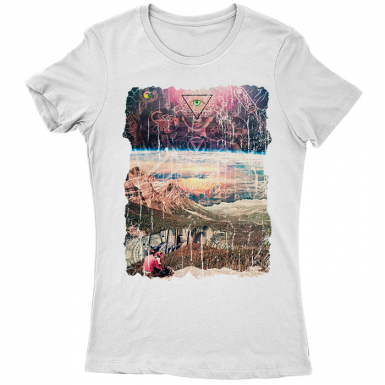Manas Womens T-shirt