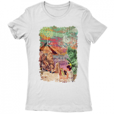 Matter & Pattern Womens T-shirt