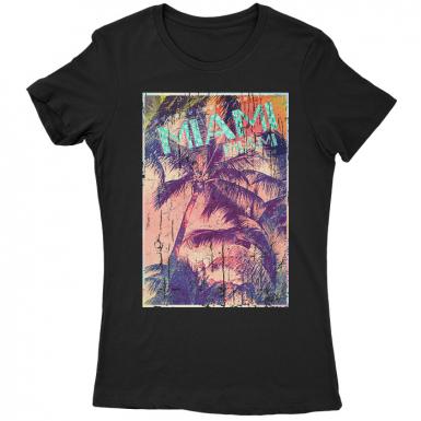 Miami Womens T-shirt